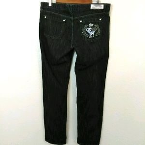 Ecko Red Rhino Dark Wash Denim Jeans
